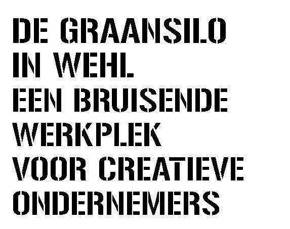 Graansilo Werkplek | De Graansilo in Wehl